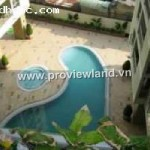 Apartment in Phu Nhuan for rent BOTANIC Tower
