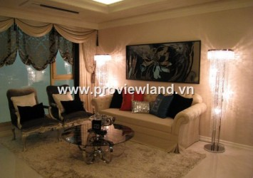 Apartment for rent Cantavil Hoan Cau Binh Thanh District