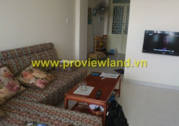 Apartment for rent in B1 Truong Sa Binh Thanh District