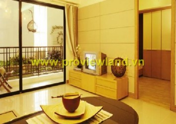 Apartment for rent in Cantavil An Phu district 2