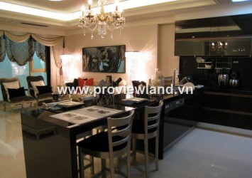 Apartment for rent Cantavil Binh Thanh District