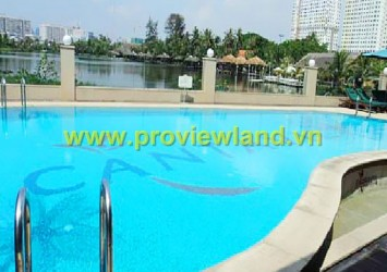 Apartment for rent in Cantavil Hoan Cau nice view