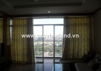 Apartment for rent in Hoang Anh Riview furniture