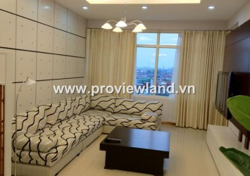 Apartment for rent in Saigon Pearl, Binh Thanh District
