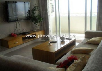 Apartment for rent in district 3 at 107 Truong Dinh tower