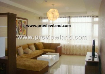 Apartment for rent on 16th Floor Saigon Pearl, good price, luxurious furniture