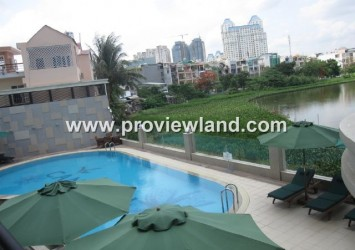 Apartments Cantavil for rent on Dien Bien Phu Street