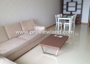 Apartments for rent in Saigon Pearl, view Dist 1
