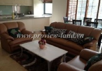 Apartment Avalon Saigon for rent Dist 1