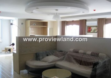 International Plaza apartment for rent in District 1