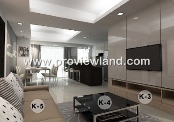 Nice Penthouse apartment for rent in 107 Truong Dinh District 3