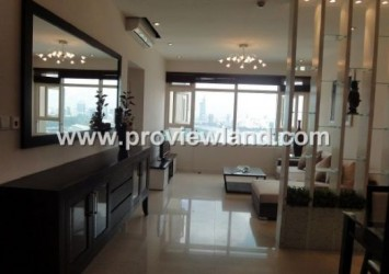 Nice apartment for rent in Saigon Pearl