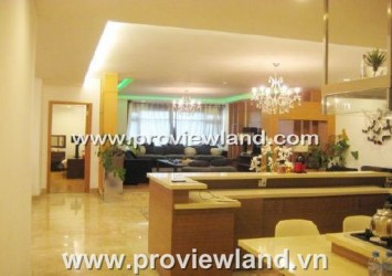 Penthouse Saigon Pearl Apartment for rent, Binh Thanh District