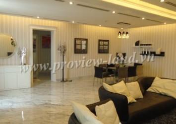 Penthouse Saigon Pearl apartment for rent, Binh Thanh District