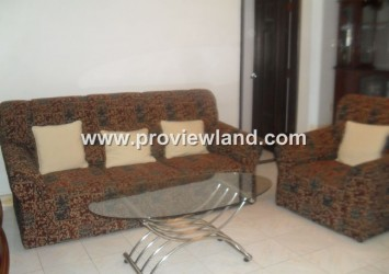 The Ky 21 apartment for rent in Binh Thanh District
