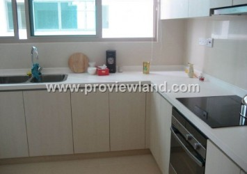 3 bedrooms The Vista for rent in District 2 Ho Chi Minh