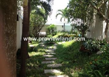 Villa Nguyen Van Huong Street in District 2, Thao Dien Ward