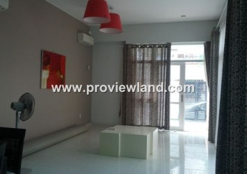 Villa for rent in Thao Dien District 2 beautiful new home