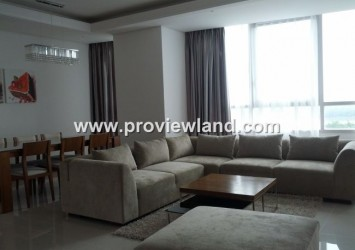 Xi Riverview Palace for rent in District 2 fully furnished