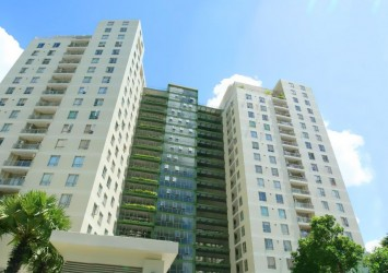 apartment Botanic for rent in Phu Nhuan district