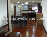 Apartment for rent in Hung Vuong Plaza, District 5