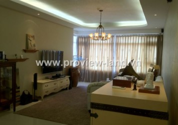 Saigon Pearl apartment for rent in Binh Thanh District