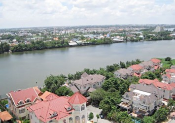 Apartment for rent in District 2 – River Garden