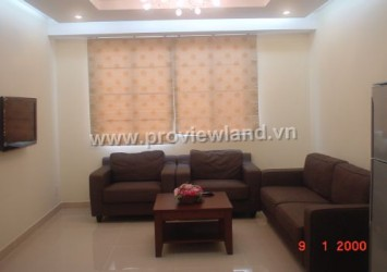 Apartment for rent in International Plaza in district 1, nice furnished