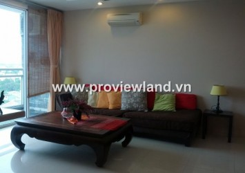 Apartment for rent in Fideco Thao Dien District 2
