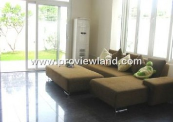 Nice Villa Fideco for rent in District 2