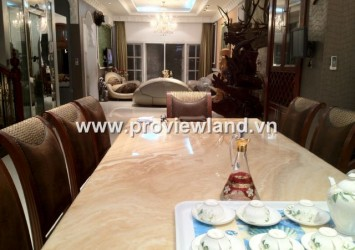 3600 usd Villa Saigon Pearl for rent in Binh Thanh District