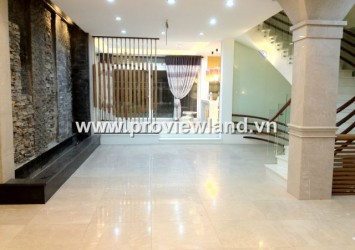 Villa Saigon Pearl for rent in Binh Thanh District