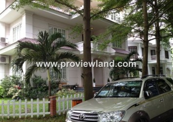 Villa Lan Anh for rent in District 2 – Lan Anh Village