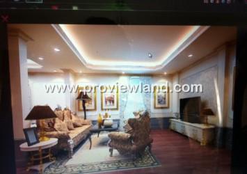 Villa Saigon Pearl rental corner