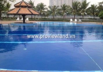 Nice house in Lan Anh Villa for rent District 2