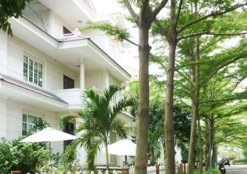 Lan Anh Villa for rent District 2 with 4 bedrooms