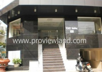 Office for rent on DBP st, Binh Thanh Dist