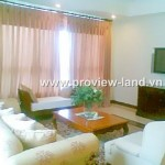 Penthouse The Manor apartment for rent in Binh Thanh