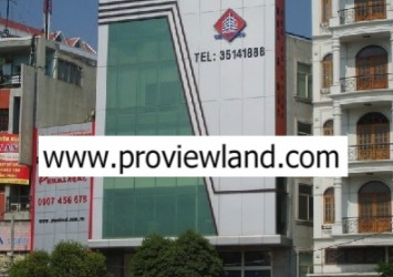 Office in Binh Thanh Dist, 1th Floor, 35sqm