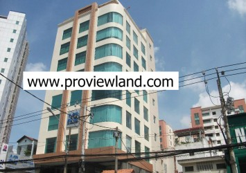 Office in ATIC Building, Binh Thanh Dist for rent