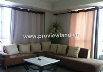 The Manor hcm for rent 3 beds Binh Thanh District