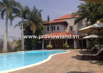 Villa Mua Xuan for rent in Thanh My Loi District 2