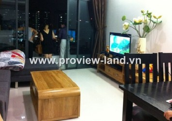 City Garden apartment for rent in Binh Thanh District