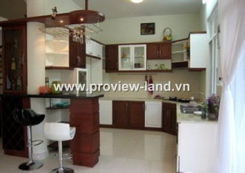House for rent in Thao Dien District 2