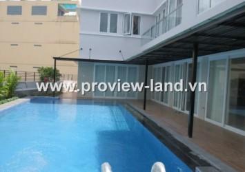 Kim Son Villa for rent in Thao Dien ward, District 2