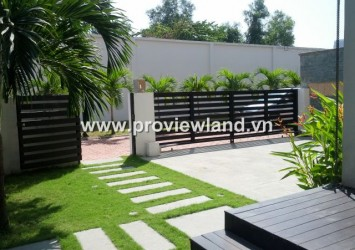 Villa Midpoint for rent in Thao Dien Ward - District 2