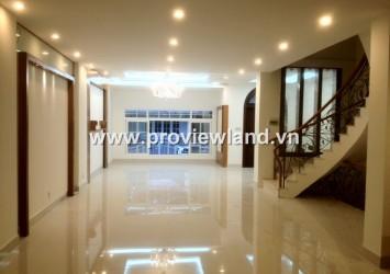 Villa Saigon Pearl for rent including 4BRs