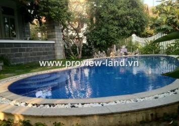 Villa Thao Dien for rent in D2, Villa Compound  450 m2