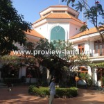 Villa for rent in District 2 with 1500 sqm