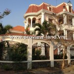 Villa Thao Dien for rent, Italia villas luxury